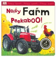 Noisy Farm Peekaboo!  -