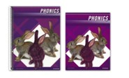 Plaid Phonics Grade K Homeschool Bundle (2011 Copyright)