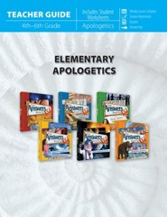 Elementary Apologetics Teacher Guide (Grades 4-6)