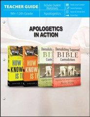 Apologetics in Action - Teacher Guide