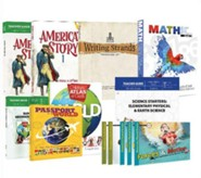 Master Books 3rd Grade Curriculum Kit
