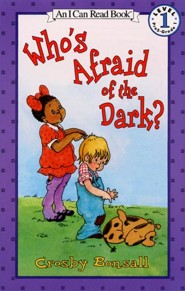 Who's Afraid of the Dark?  -     By: Crosby Bonsall