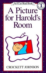 A Picture for Harold's Room  -     By: Crockett Johnson     Illustrated By: Crockett Johnson