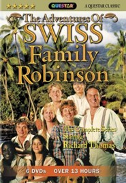 The Adventures of Swiss Family Robinson: The Complete Series: Boston (Part 3) [Streaming Video Rental]