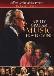 A Billy Graham Music Homecoming, Volume 2, DVD