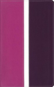 Imitation Leather Purple / Pink Book