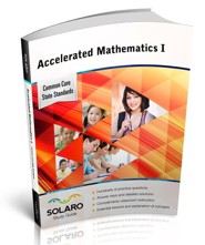 Solaro Study Guide Accelerated Mathematics 1