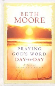 Praying God's Word Day-By-Day