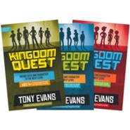 Kingdom Quest Strategy Guides, 3 Volumes