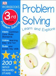 DK Workbooks: Problem Solving, Third Grade
