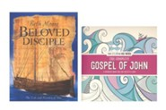 Beloved Disciple: The Life and Ministry of John w/The  Complete Book of John Coloring Book