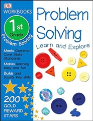 DK Workbooks: Problem Solving, First Grade