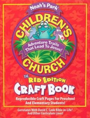 Noah's Park Children's Church: Red Edition