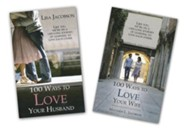 100 Ways to Love Your Wife / 100 Ways to Love Your Husband -  2 Pack