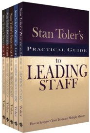 Stan Toler's Practicle Guides  - 5 Pack