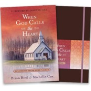 When God Calls the Heart Devotional and Journal - 2 Pack
