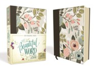 Hardcover Purple Book Floral