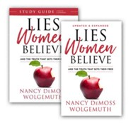 Lies Women Beleive --Book and Study Guide