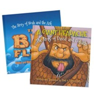 A Giant Headache & The Big Flood- 2-pack