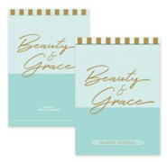 2019 Beauty & Grace Planner and Beauty & Grace Journal, 2-Pack
