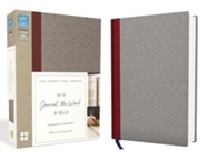 Hardcover Gray / Red