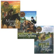 Horses and Friends Series, Volumes 1-3