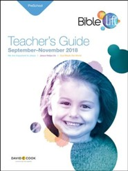 Bible-in-Life: Preschool Teacher's Guide, Fall 2018