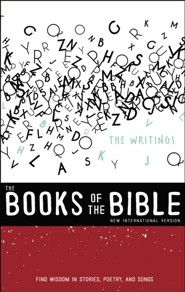 NIV The Books of the Bible: The Writings
