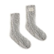 Giving Socks, Taupe