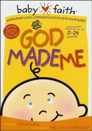 God Made Me, A Babyfaith DVD