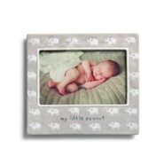 My Little Peanut, Elephant Photo Frame, Gray