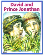 HOBC Bible Big Book: David and Prince Jonathan