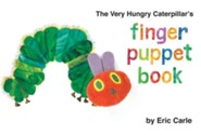 The Very Hungry Caterpillar's Finger Puppet Book  -     By: Eric Carle