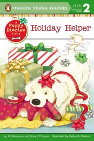 Holiday Helper  -     By: Jill Abramson, Jane O'Connor     Illustrated By: Deborah Melmon