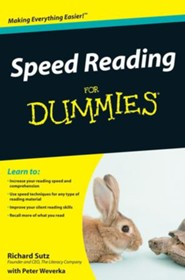 Speed Reading For Dummies &#174