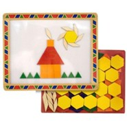 Pattern Blocks, Tanagrams, & Pentominoes