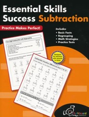 Essential Skills Success: Subtraction