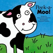 Peak-A-Moo (Life-The-Flap)  -     By: Marie T. Cimarusti     Illustrated By: Stephanie Peterson