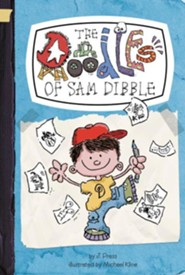 The Doodles of Sam Dibble #1  -     By: Judy Press     Illustrated By: Michael Kline
