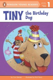 Tiny the Birthday Dog  -     By: Cari Meister, Rich Davis