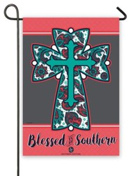 Blessed To Be Southern Flag, Small