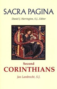 Second Corithians: Sacra Pagina [SP]
