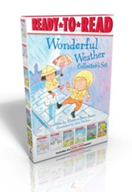 Wonderful Weather Collector's Set: Rain; Snow; Wind; Clouds; Rainbow; Sun  -     By: Marion Bauer, John Wallace