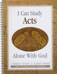 I Can Study Acts Alone With God (NIV Version)