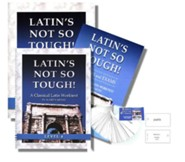 Latin's Not So Tough! Level 4 Full Workbook Set