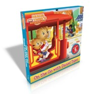 On The Go With Daniel Tiger! Boxed Set, 6 Volumes