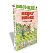Henry And Mudge Collector's Set #2: