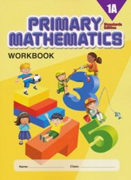 Primary Mathematics Workbook 1A (Standards Edition)