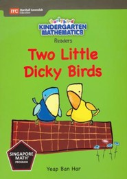 Kindergarten Math Reader: Two Little Dicky Birds