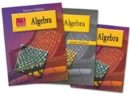 AGS Algebra 1 Homeschool Bundle